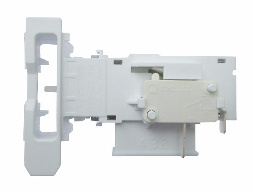 Trava da Porta Electrolux Lavadora 64287508 Bivolt (Paralela)