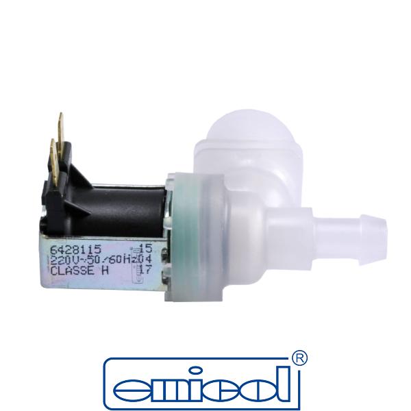 Válvula Simples  Compatível Lavadora Electrolux 220V Emicol  - 6428115