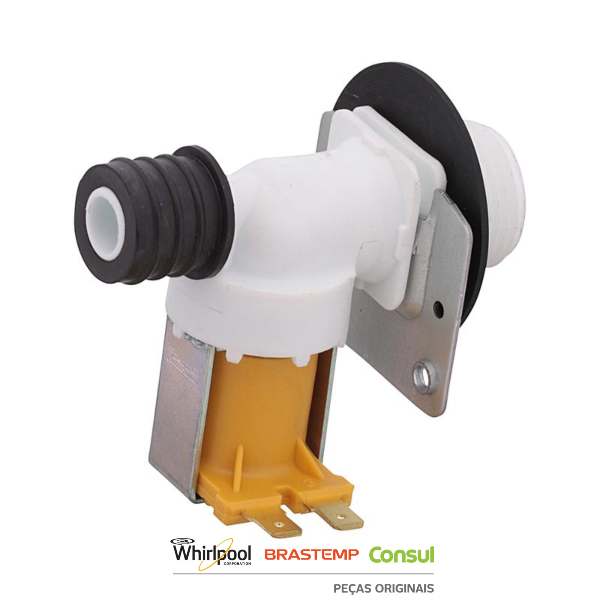 Válvula Simples para Máquina de Lavar  110V Original - 326004752