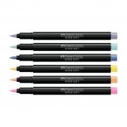 Brush Pen Supersoft Pastel - Faber Castell