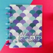 Coleção Girl Power SEREIA  - Caderno de Discos