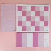 Kit Organização Rosa
