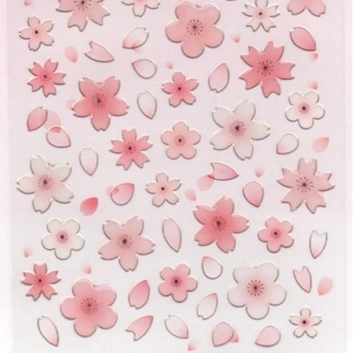 Adesivo Live Blossom