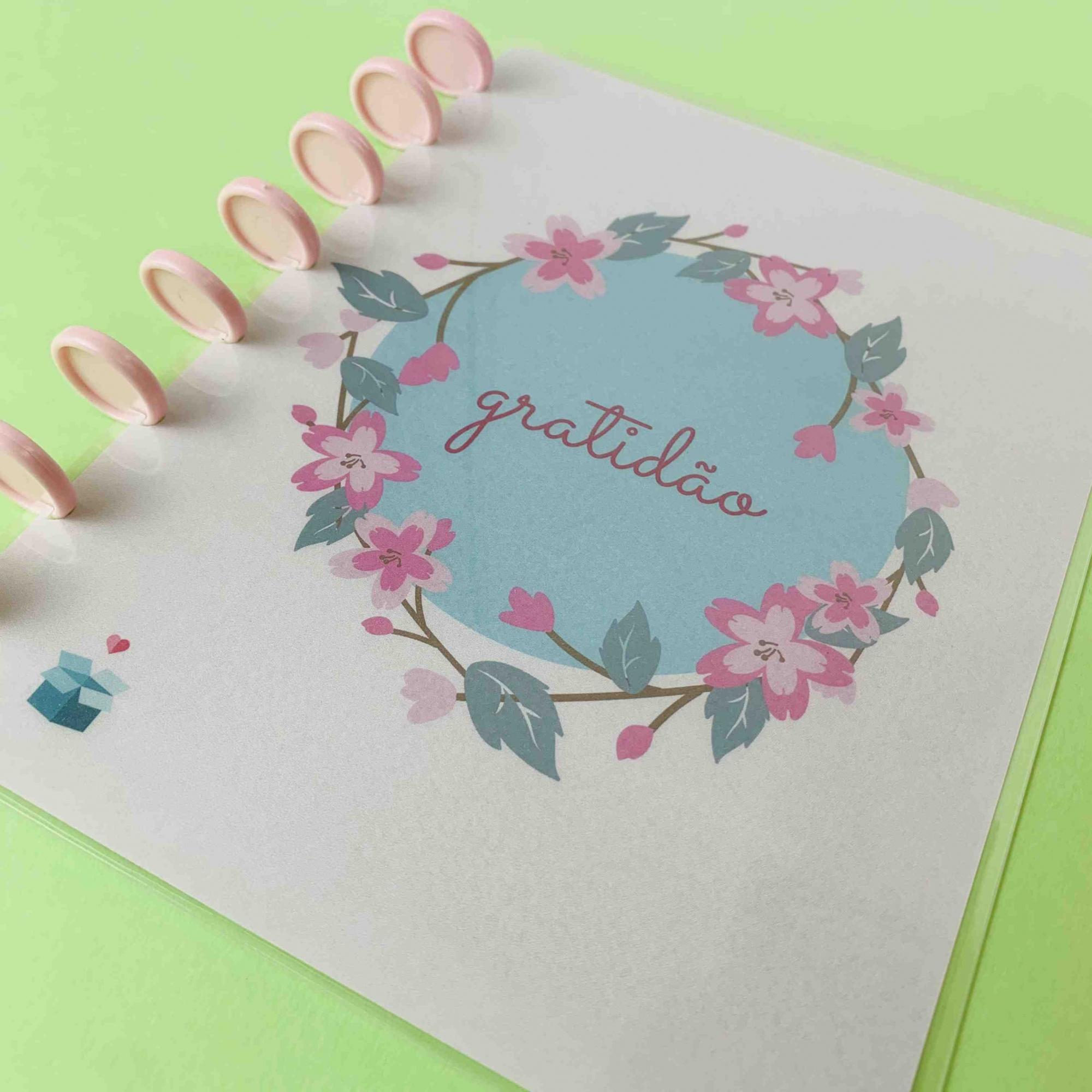 Caderno de Gratidão