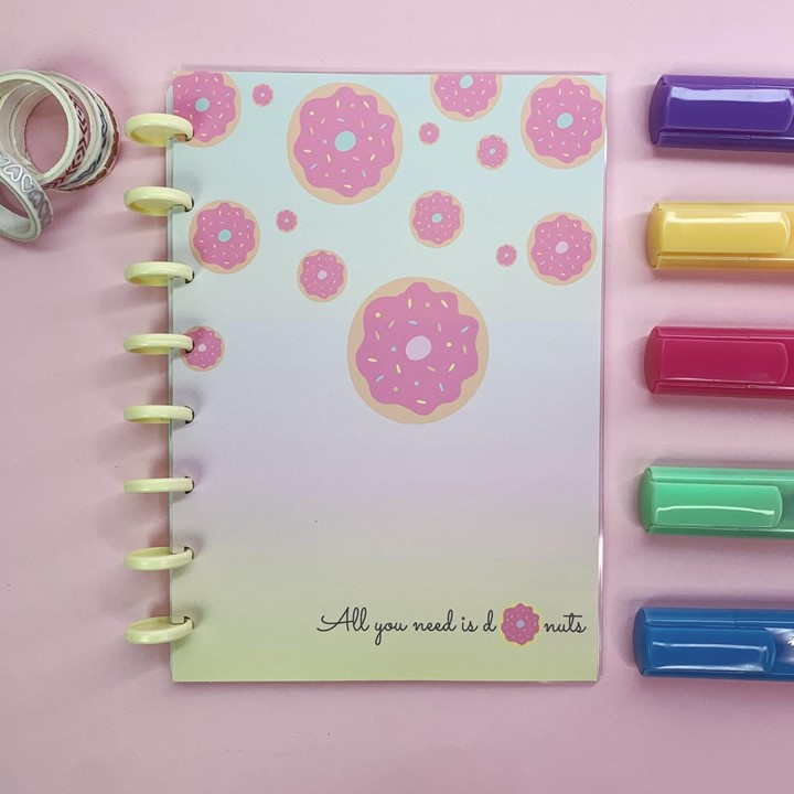 CAPAS Candy Color Donuts