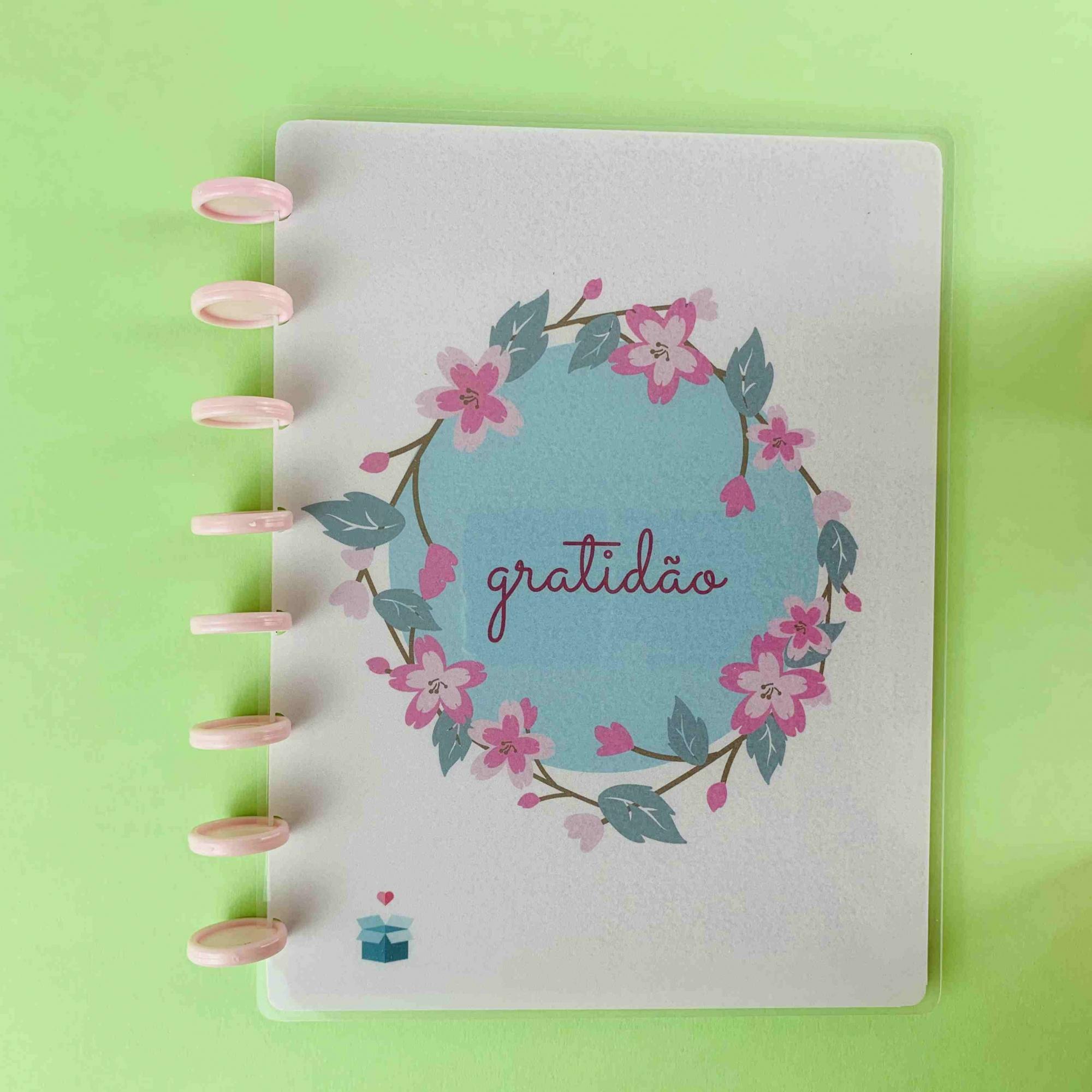 CAPAS Caderno de Gratidão