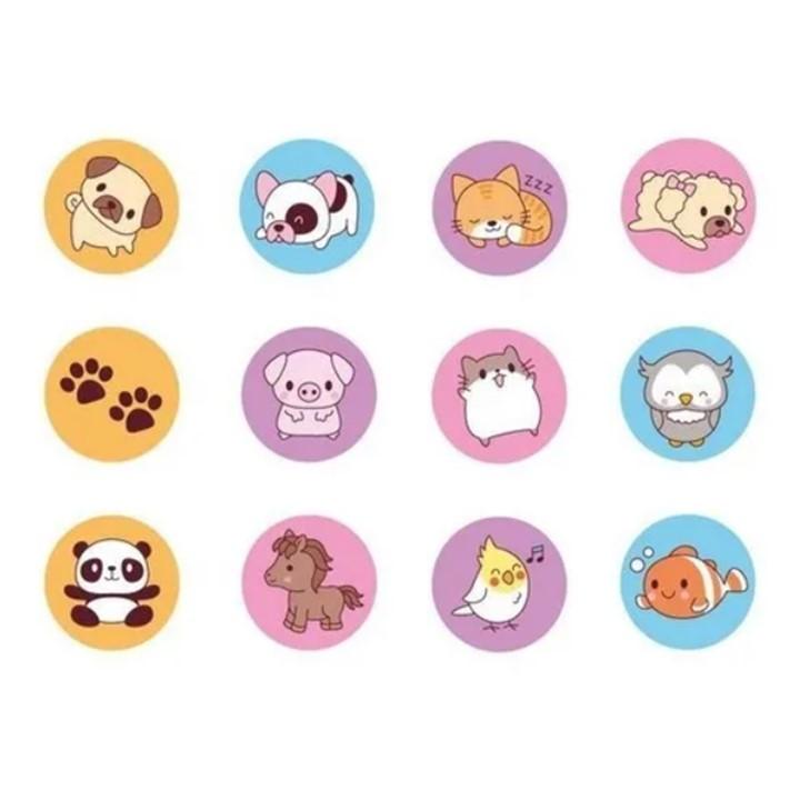 Carimbo Stamps Pets - Cis