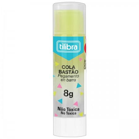 Cola em Bastão Transparente - Tilibra