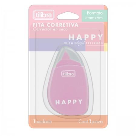 Fita Corretiva Happy - Tilibra