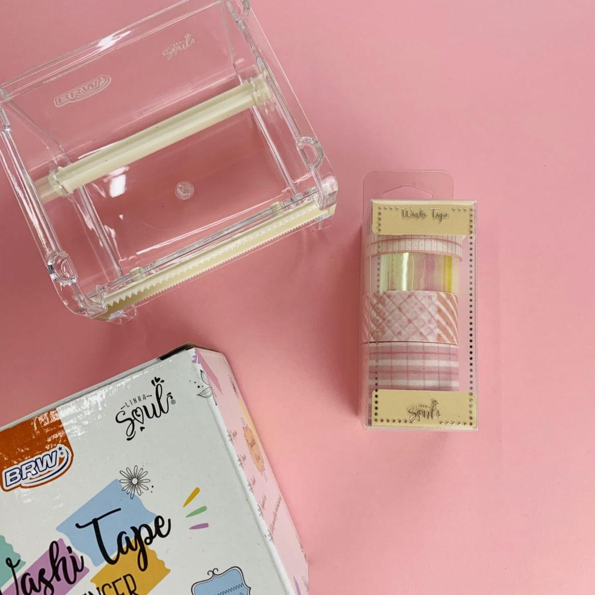 Kit BRW Washi Tape Candy