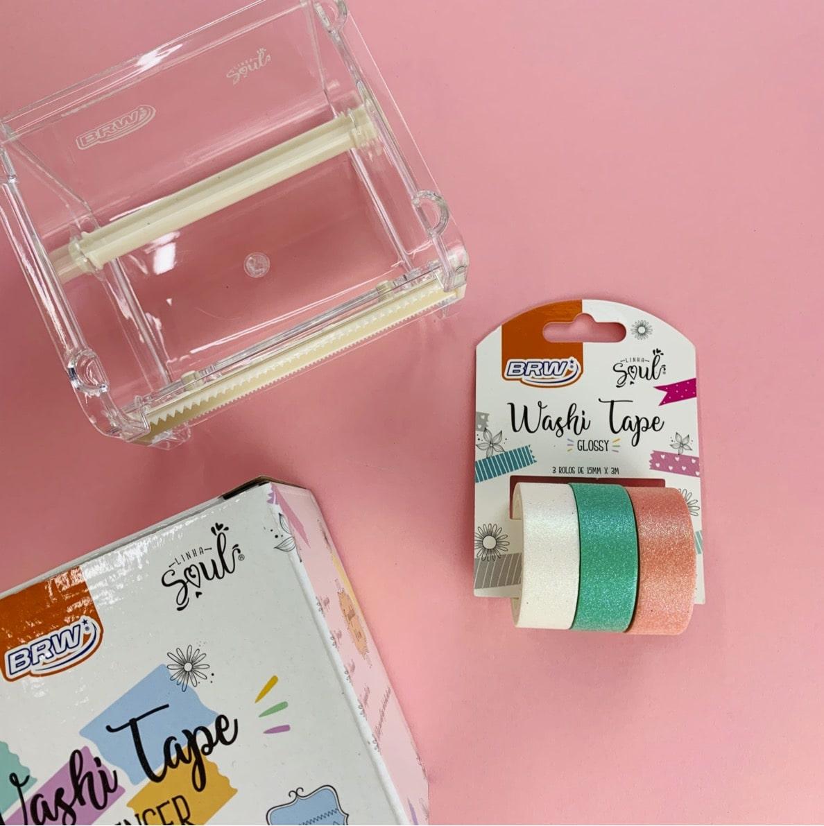 Kit BRW Washi Tape Glossy