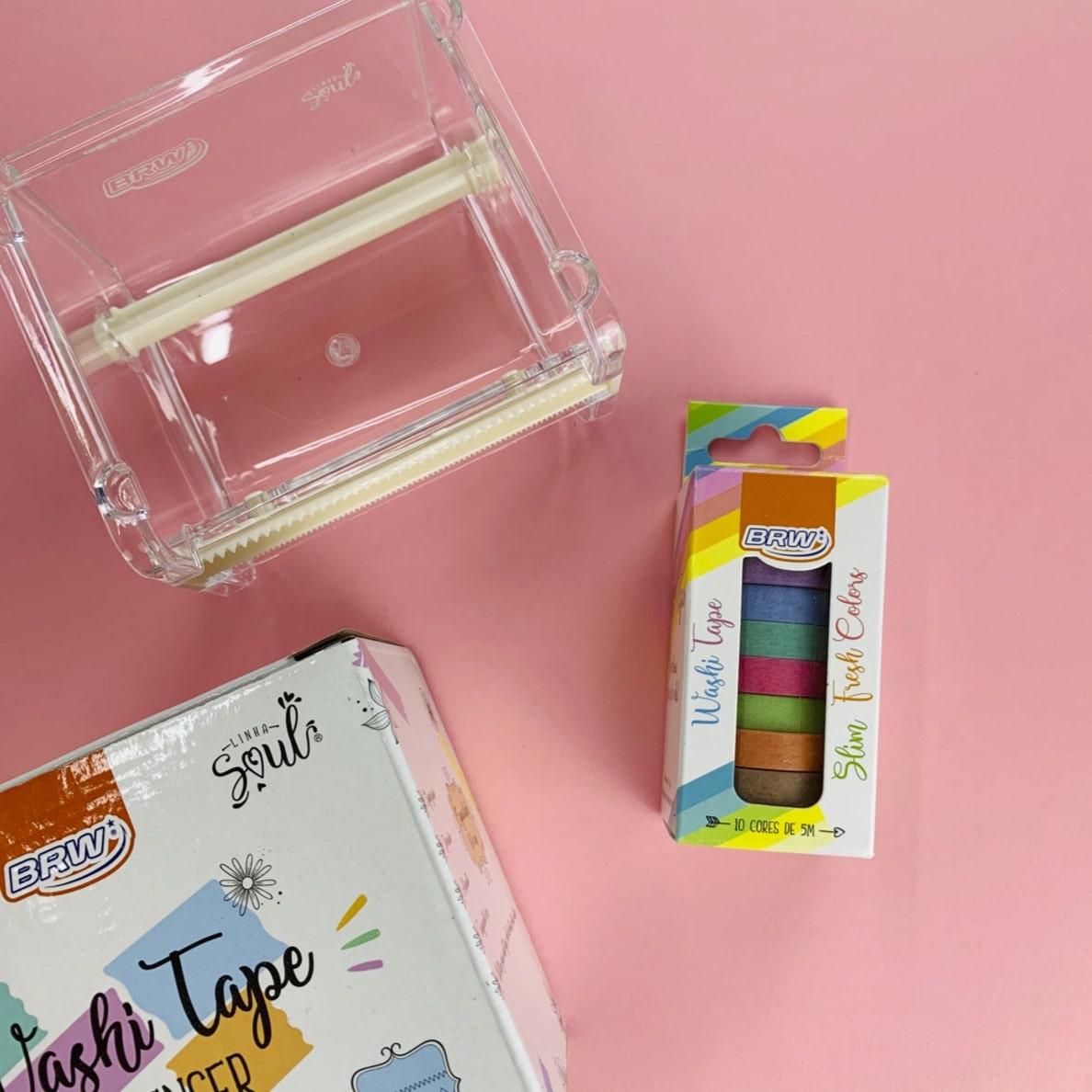 Kit BRW Washi Tape Slim