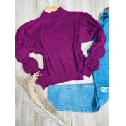 Blusa Tricot Jade Fashion