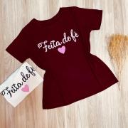 Camiseta Feita de Fé