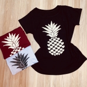 T-shirt Abacaxi Love