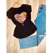 T-shirt Balloon of Hearts