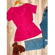 T-shirt Podrinha Pink