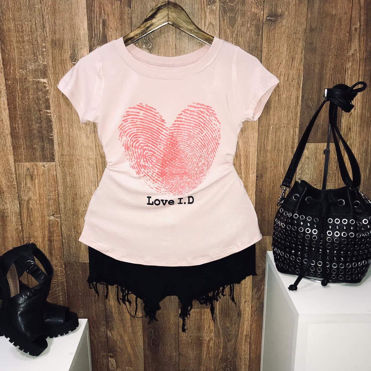 T-shirt Love ID