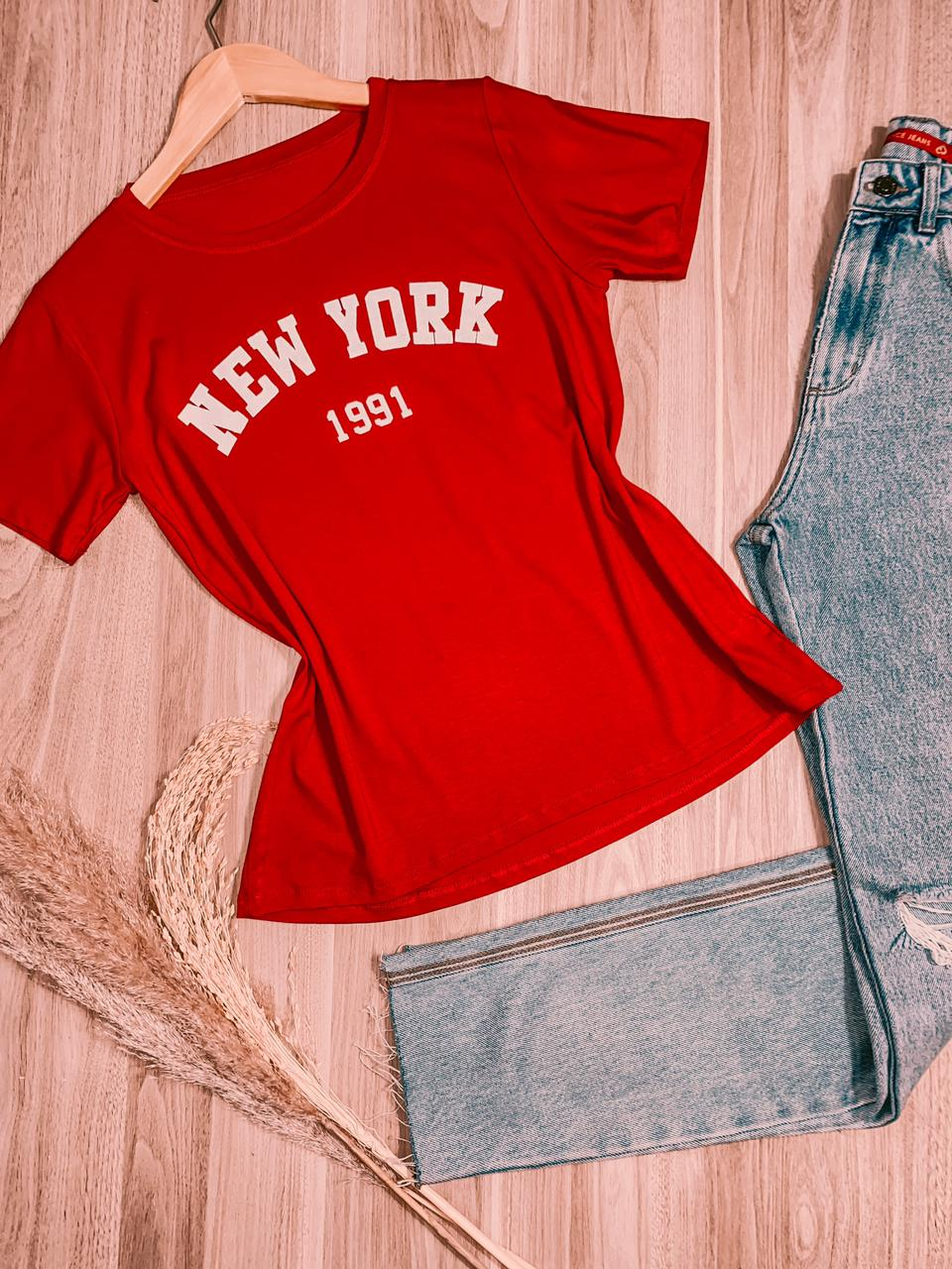 T-shirt New York Renata Top
