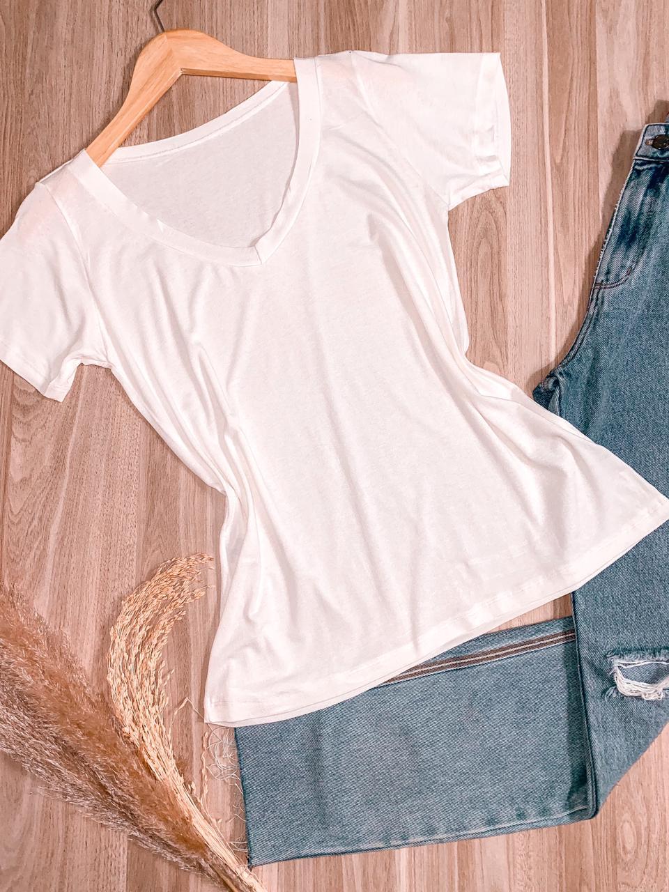 T-shirt Podrinha Lisa Fashion