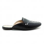 Sapato Feminino Mule Sapatilha com tachas 1420003