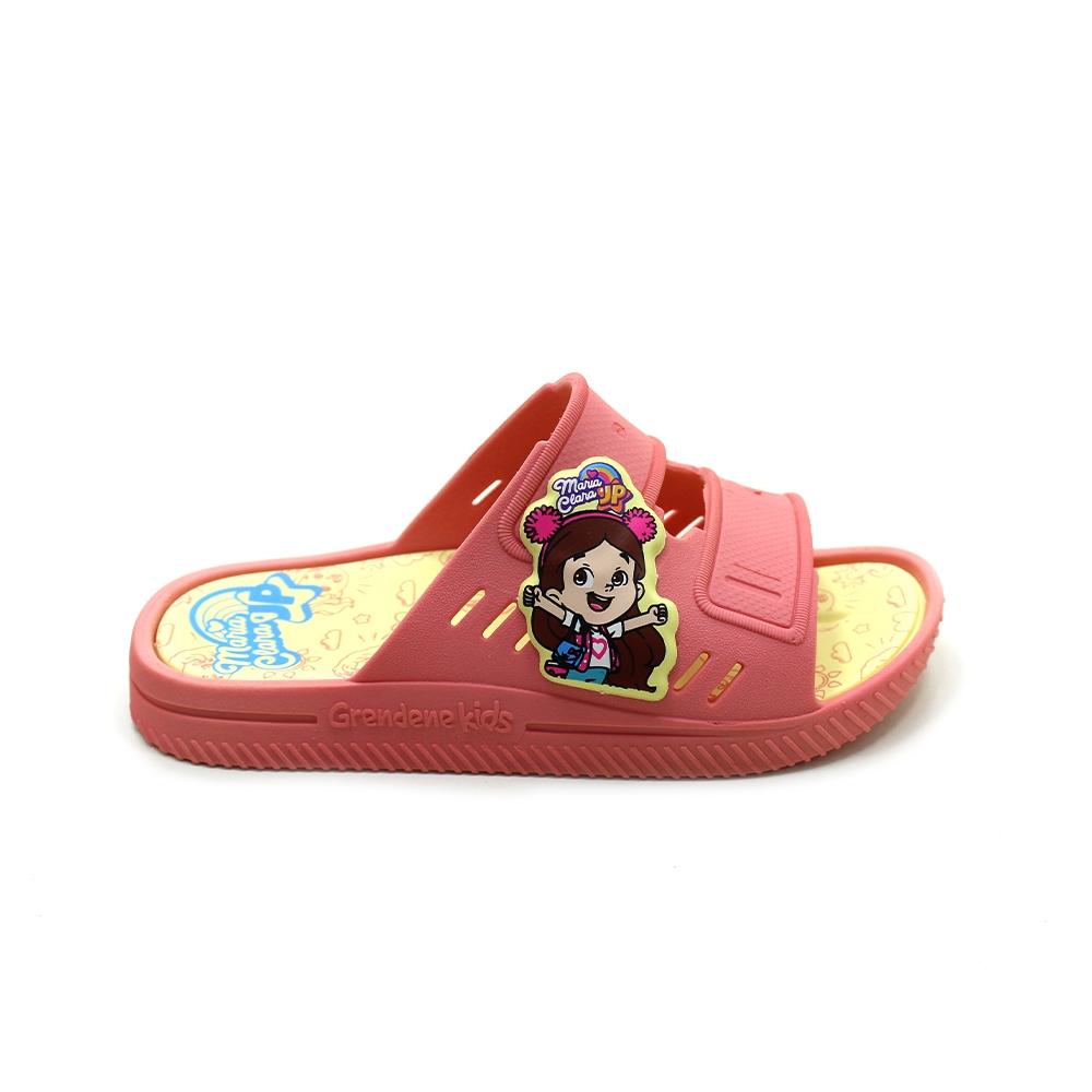 Chinelo Infantil Slide Maria Clara E Jp Grendene Kids