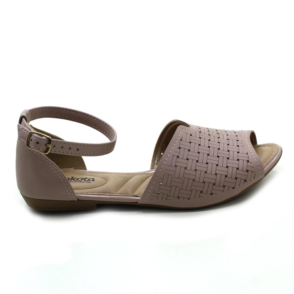 Sandália Rasteira Dakota Z8131
