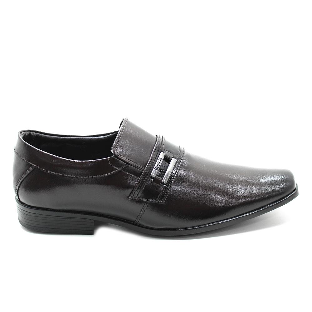 Sapato Social Masculino Bertelli 70183