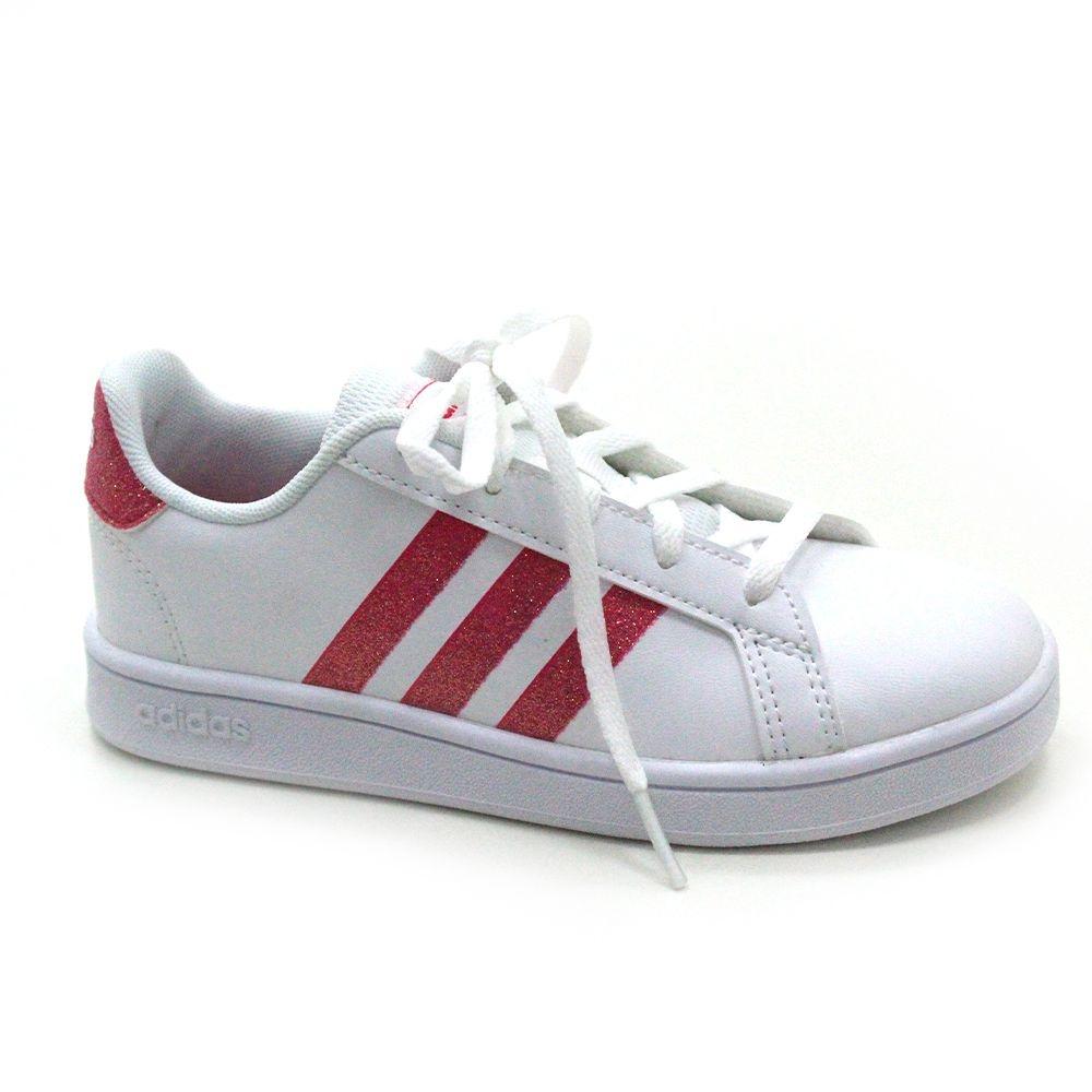 Tênis Adidas Grand Court EG5136