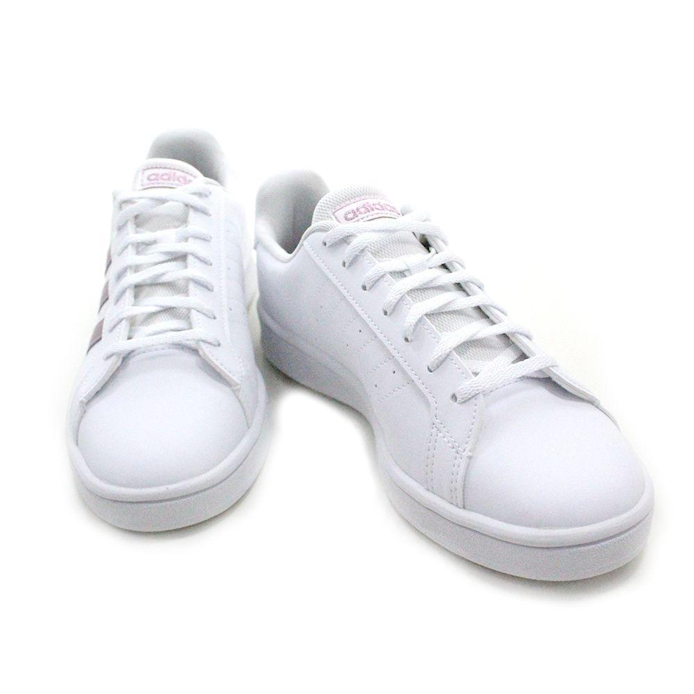 Tênis Casual Feminino Adidas Grand Court