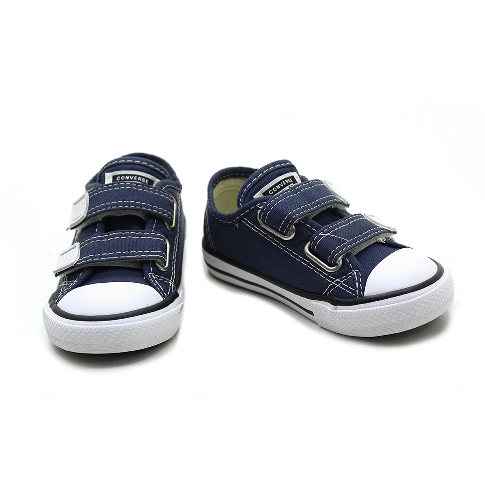 Tênis Converse All Star Chuck Taylor Infantil Bebê CK0508