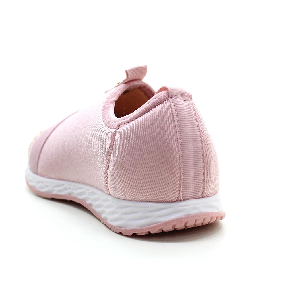 Tênis Meia Molekinha Infantil Bebê Brilho Strass 2701114