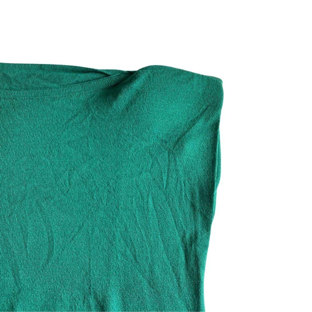 Conjunto de Tricot Curto Modal Muscle Tee Verão