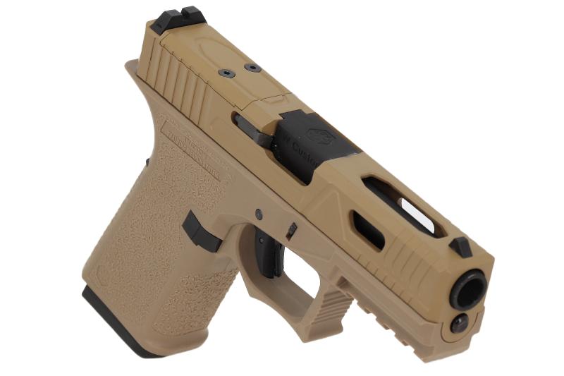 Pistola Airsoft Gbb AW Custom VX9311 - Precut