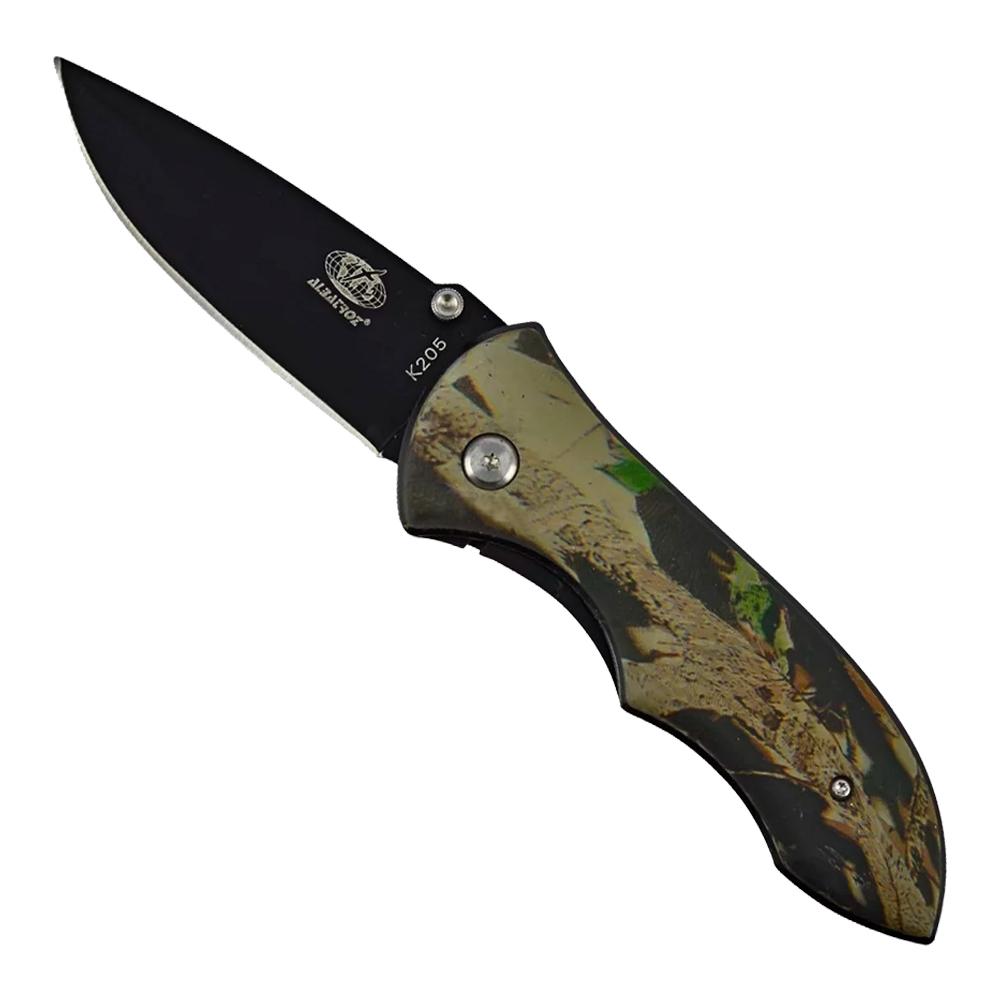 Canivete K 205 Camuflado - ALBATROZ