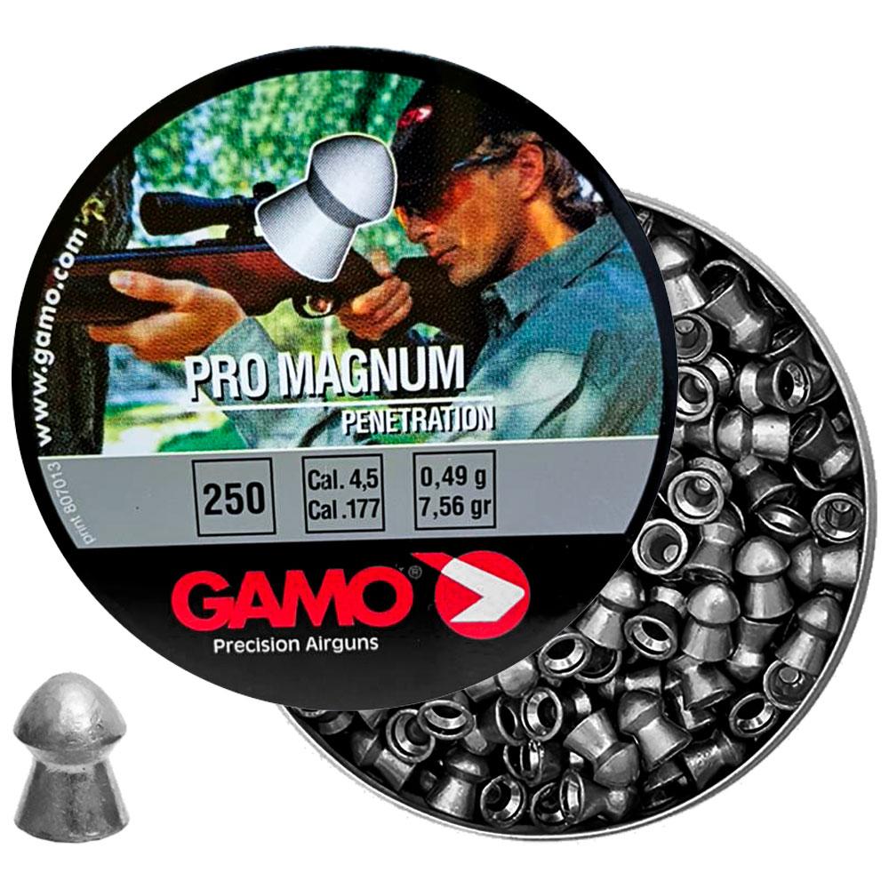 Chumbinho Pro Magnum 4.5mm 250un. - GAMO