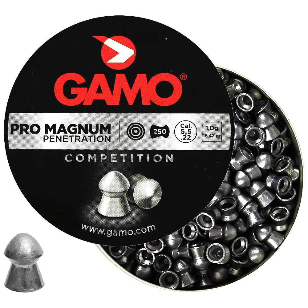 Chumbinho Pro Magnum 5.5mm 250un. - GAMO
