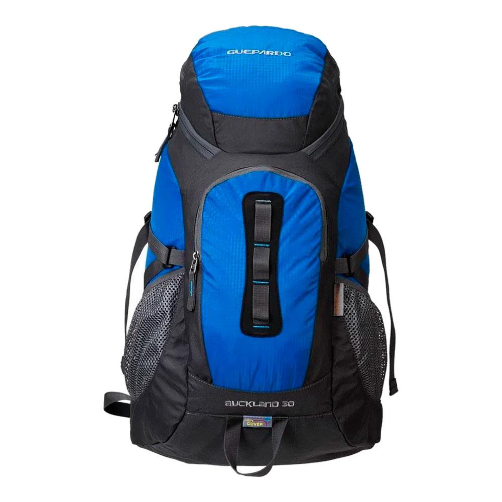 Mochila Para Camping Auckland Azul 30 Litros - GUEPARDO