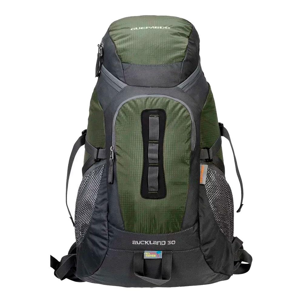 Mochila Para Camping Auckland Verde 30 Litros - GUEPARDO