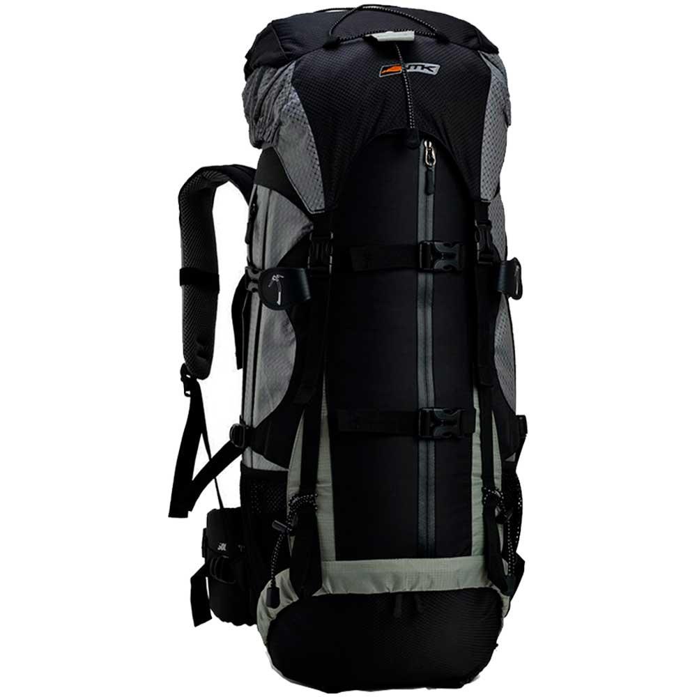 Mochila Para Camping Gyzmo GT Preto 50 Litros - NAUTIKA