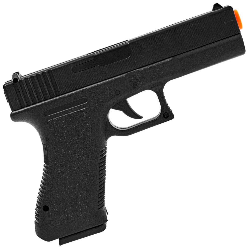 Pistola Airsoft Glock GK-V307 Mola Spring 6mm - VIGOR