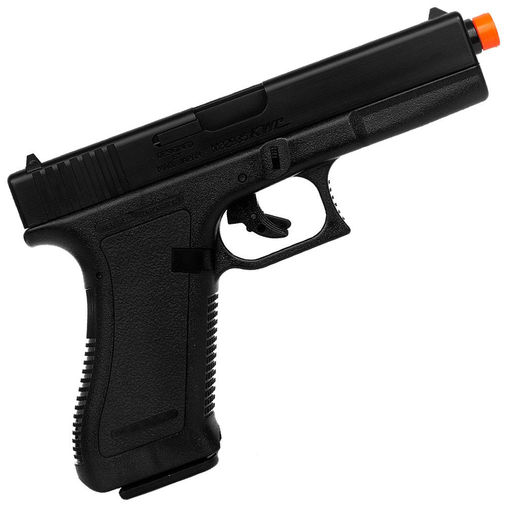 Pistola Airsoft Glock K17 Mola Spring 6mm - KWC