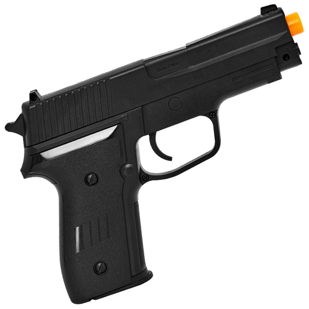 Pistola Airsoft P226 2124 Spring 6mm - VIGOR
