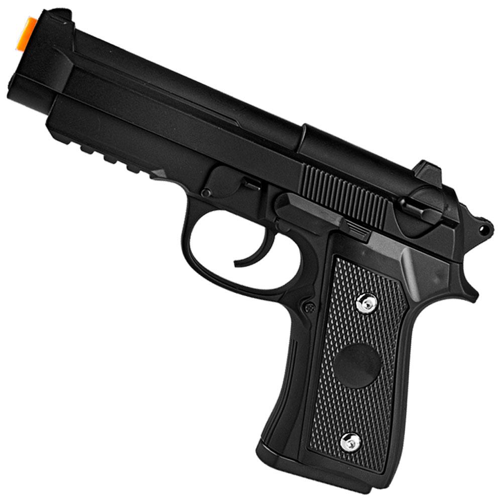 Pistola Airsoft PT92 V22 Full Metal 6mm - VIGOR