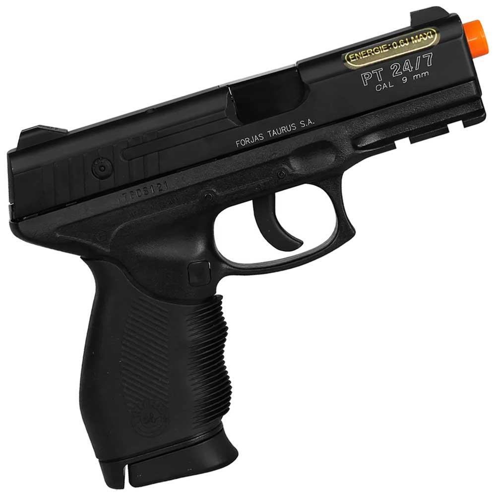 Pistola Airsoft PT 24/7 Mola Spring 6mm - TAURUS
