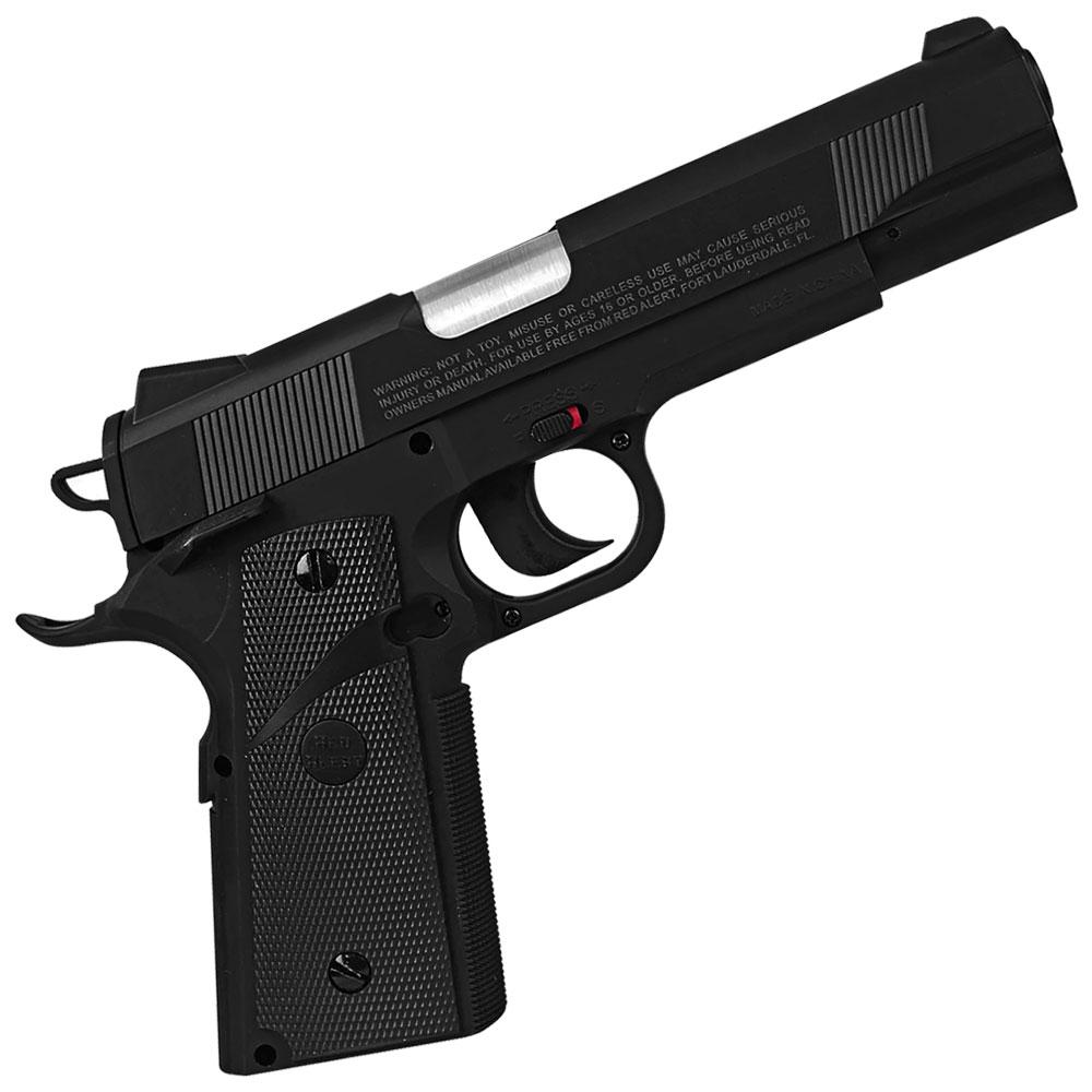 Pistola de Pressão CO2 Red Alert RD-1911 4.5mm - GAMO