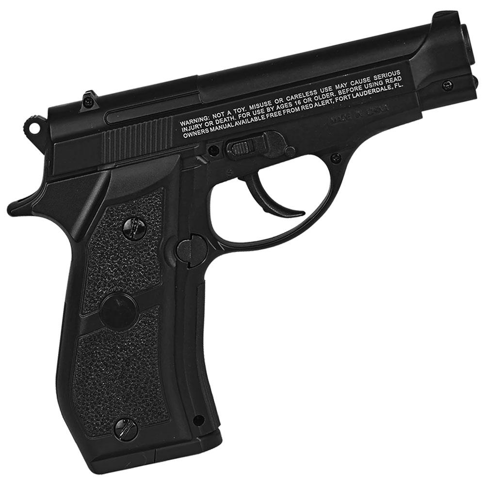 Pistola de Pressão CO2 Red Alert RD-COMPACT Full Metal 4.5mm - GAMO