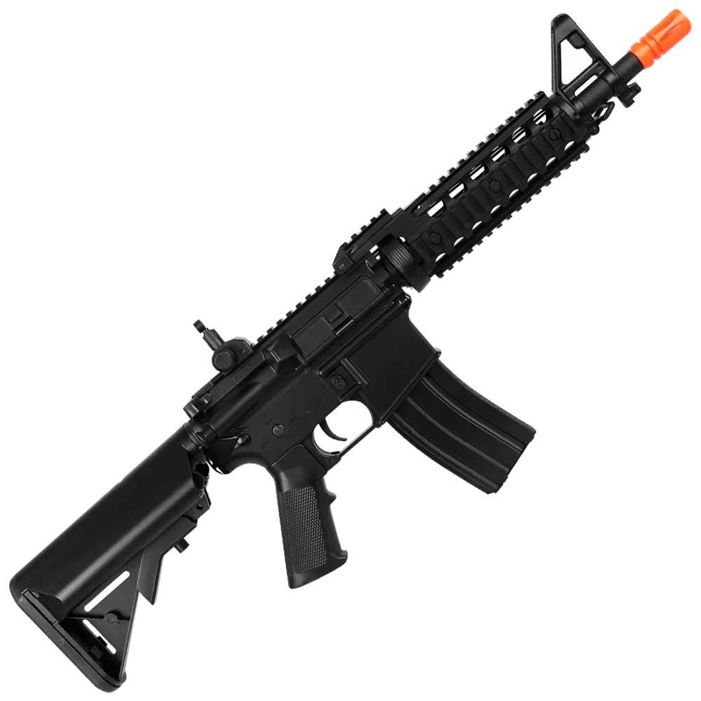 Rifle Airsoft Elétrico AEG M4 CQB RAS II CM505 6mm - CYMA