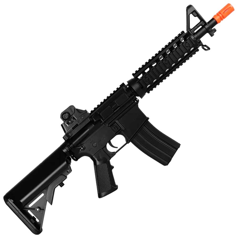 Rifle Airsoft Elétrico AEG M4 CQB RIS CM506 6mm - CYMA