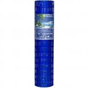 Meganet Azul - Malha 5cmx10cm - Rolo 25,00M